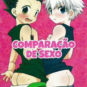 Hunter x Hunter Gon x Killua