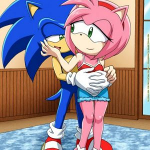 Sonic Amy Rose